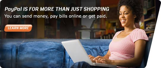 PayPal - Send Money, Pay Online, Receive Money - Join Free