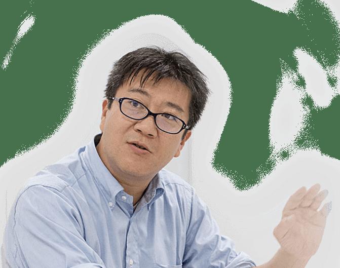 株式会社ブックウォーカー 常務取締役 橋場一郎氏 1