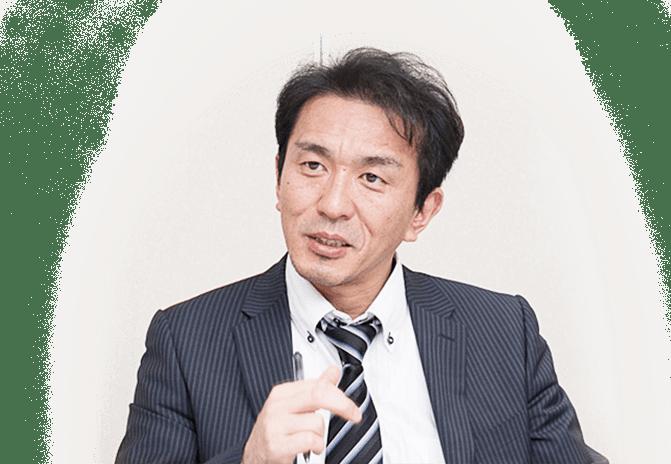 ブルックスグループ株式会社アンフィニ情報システム部部長竹内大祐氏