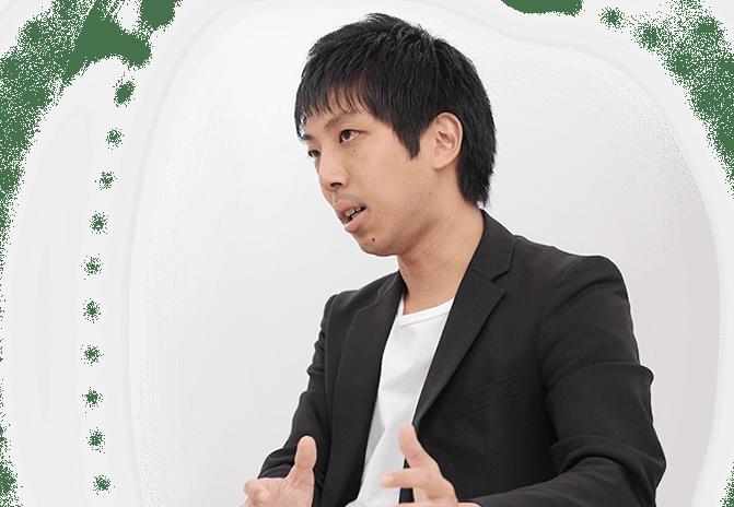 株式会社クラウドワークス 取締役 CFO 佐々木翔平氏 1