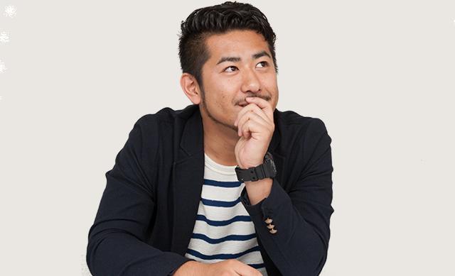ゲストハウスイン京都の笠井氏
