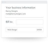 Create And Send Invoices Via Email PayPal - Online invoice