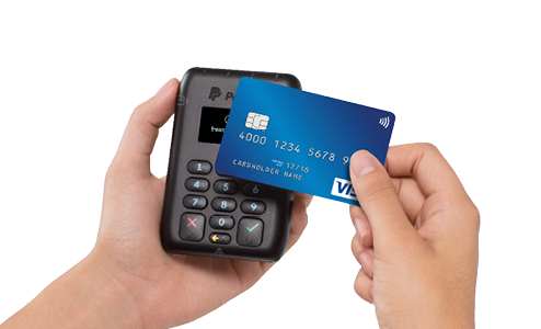 paypal here contactless