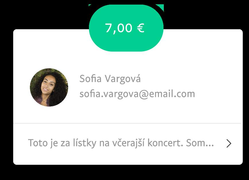Prevod peaz - Posla peniaze online PayPal