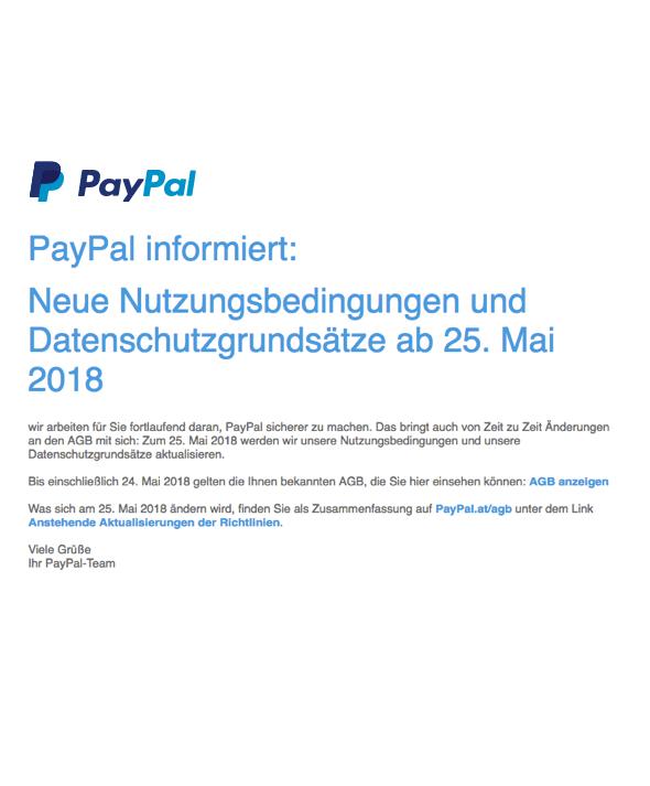 telefonnummer bei paypal ändern