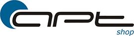 Billede af apt shop logo