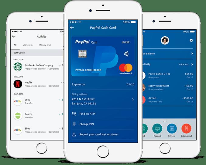 Paypal Cash Card Paypal Us