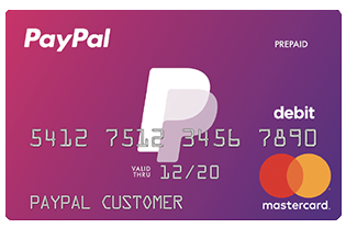 PayPal Prepaid Mastercard - The Reloadable Debit Card from PayPal