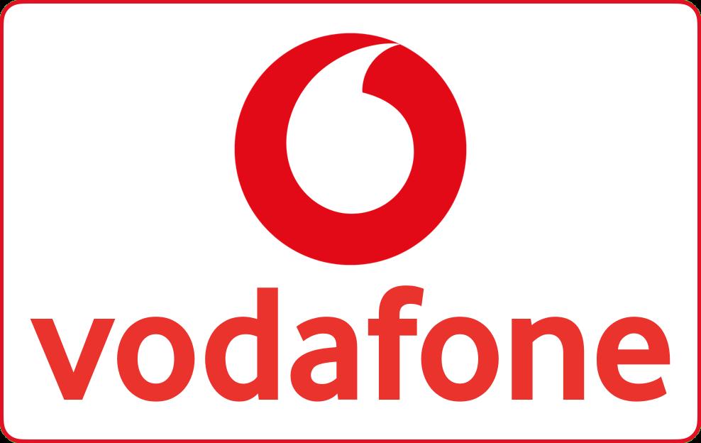 Vodafone Topup Voucher