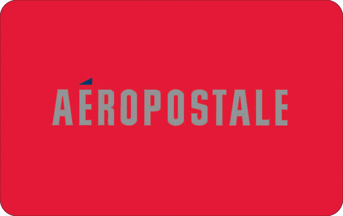 Aeropostale gift card online