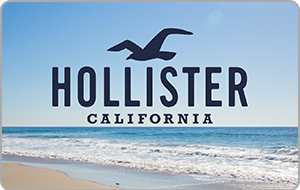 Hollister Co. Gift Card