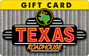 picture regarding Texas Roadhouse Printable Menu named Texas Roadhouse Reward Card