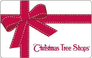 Christmas Tree Shop Hours.Christmas Tree Shops Gift Card