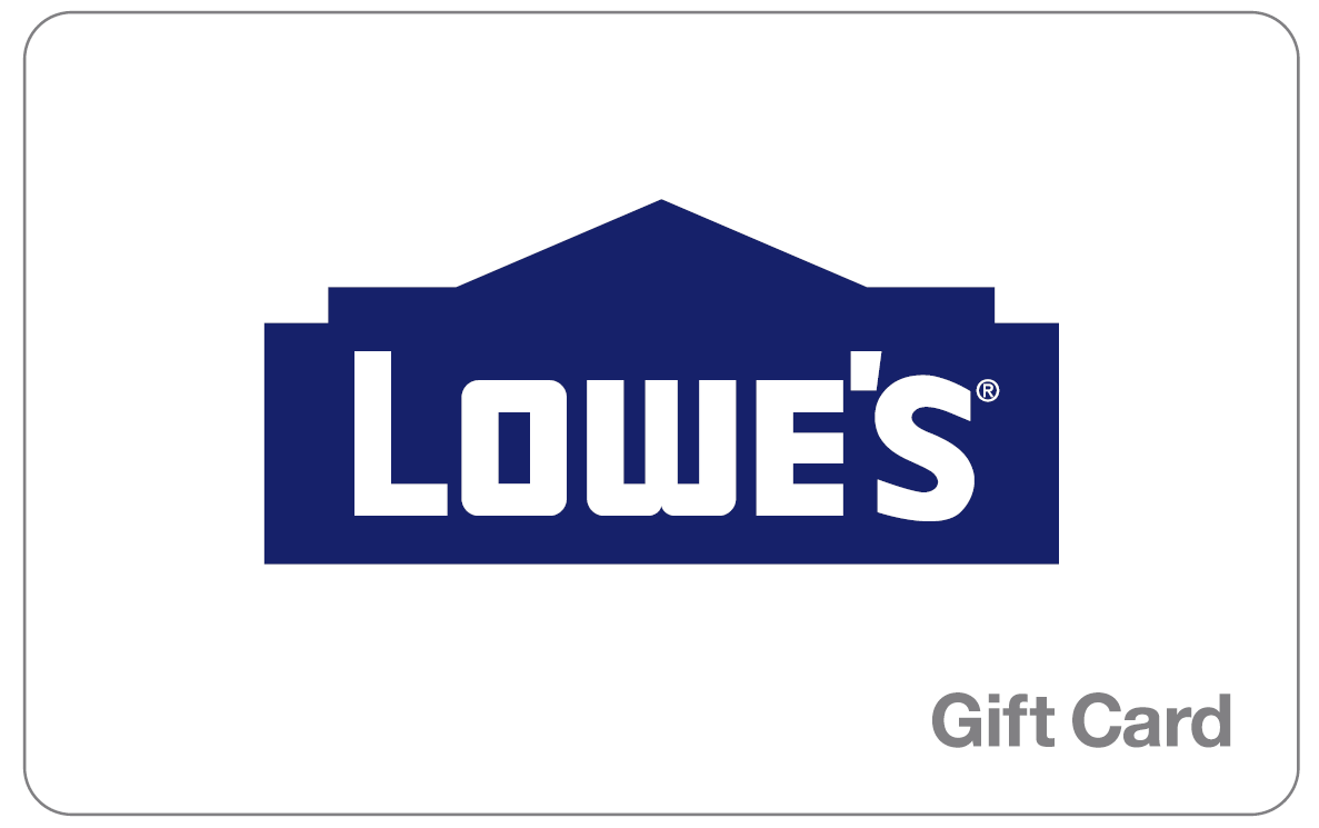Buy $100 Lowe's Gift Card for $90 ($10 Instant Savings!)