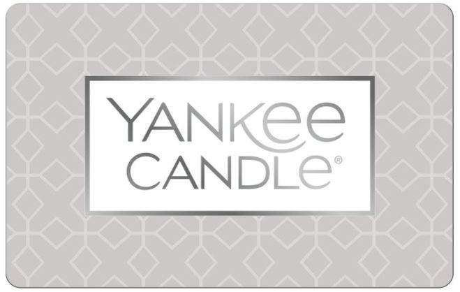 Yankee Candle® Gift Card