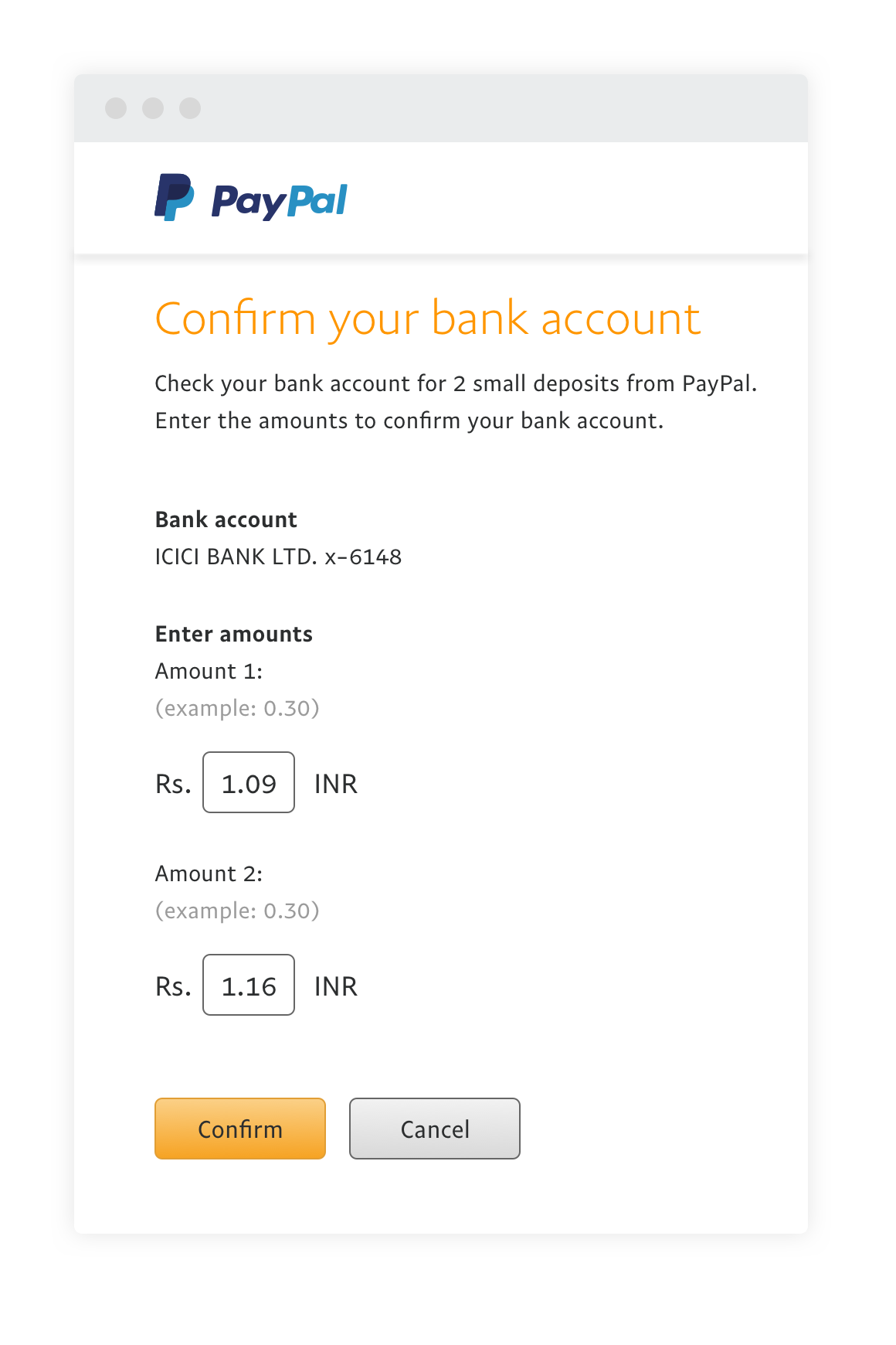 PayPal Guide] How to Link a Bank Account - PayPal India
