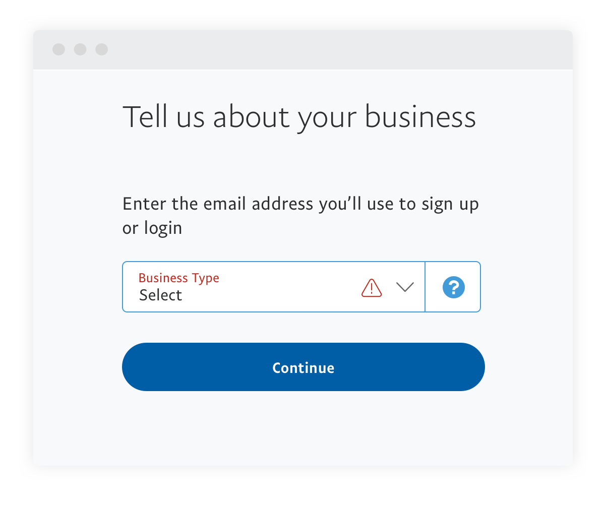How to Sign Up for a Business Account - PayPal India