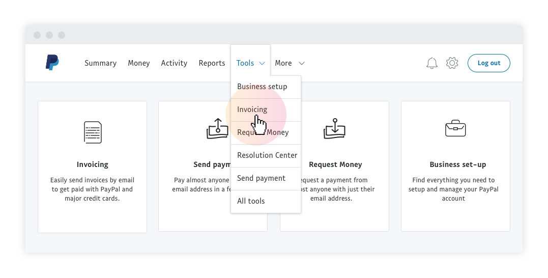 PayPal Solution] Online Invoicing - PayPal India