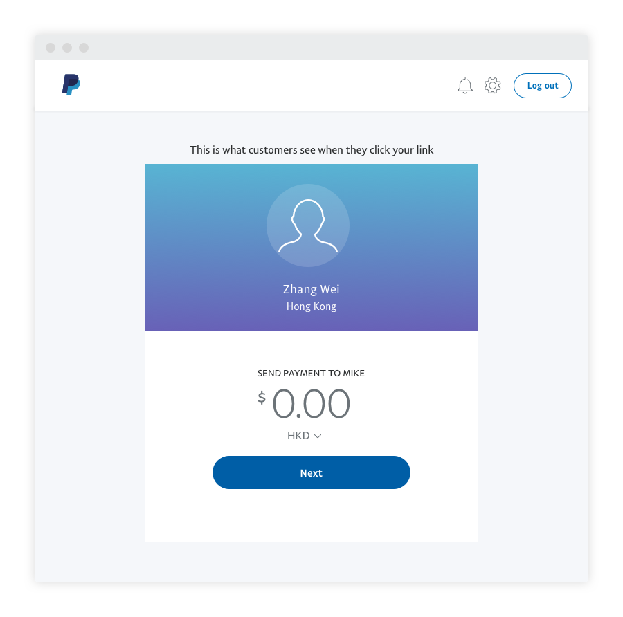 PayPal Solution] PayPal Me - PayPal
