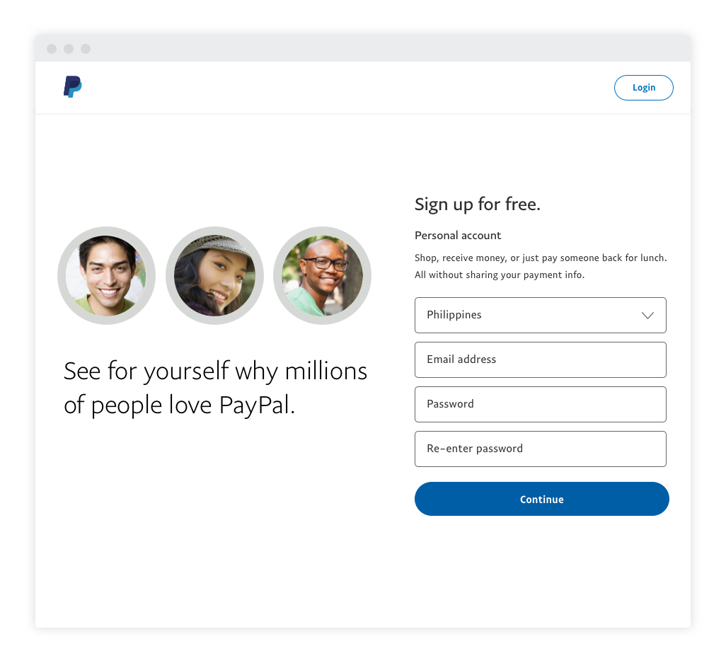 Paypal Guide How To Get Started Paypal Philippines
