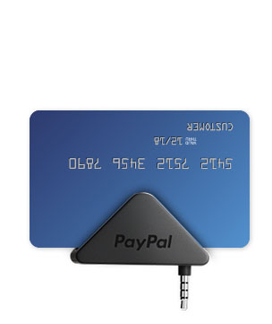 Paypal Mobile Card Reader >> Accept Payments In Store And On The Go Paypal Here