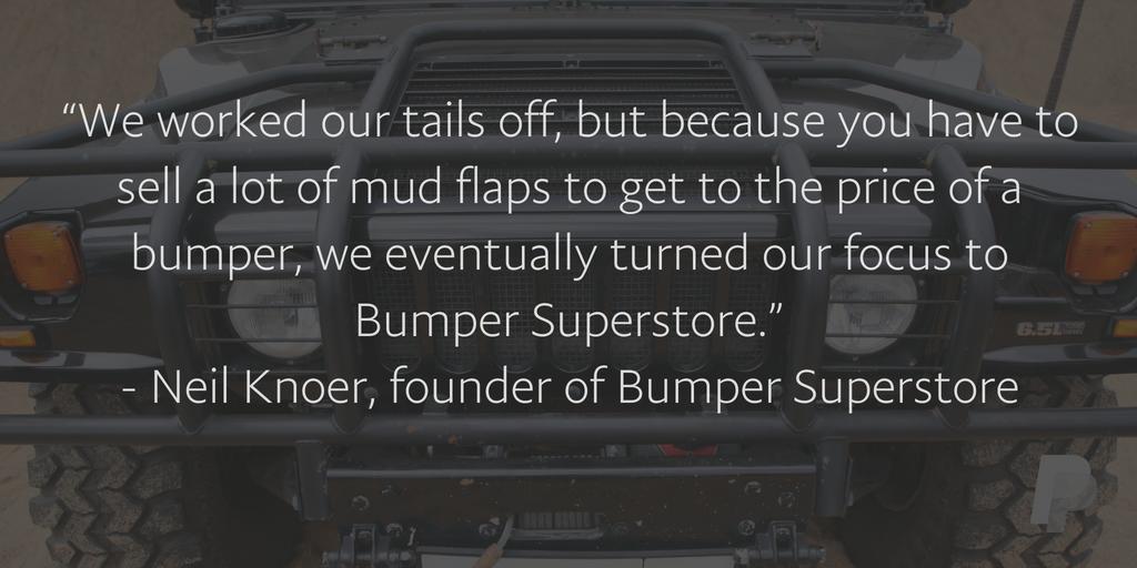 customer financing case study bumper superstore