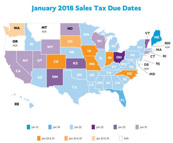 2018 sales tax us pdf