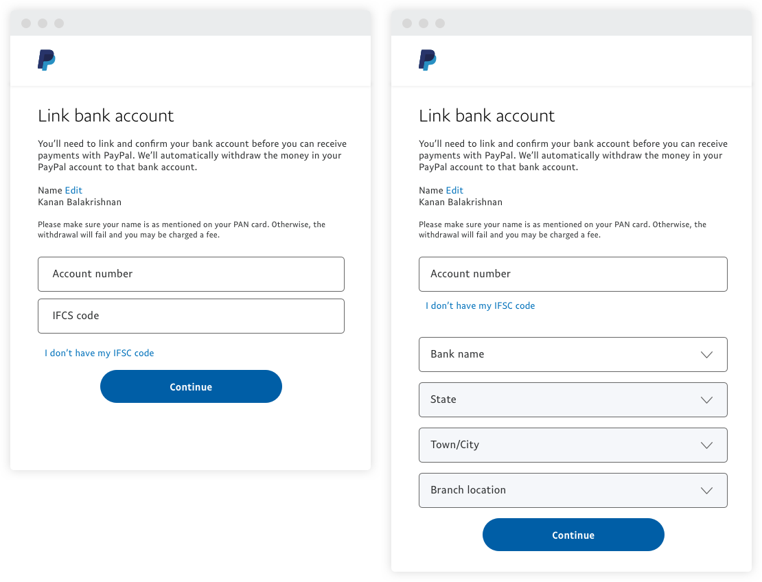 How to get your paypal card number