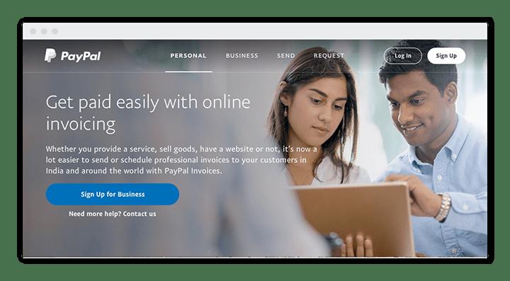Online Invoice Login