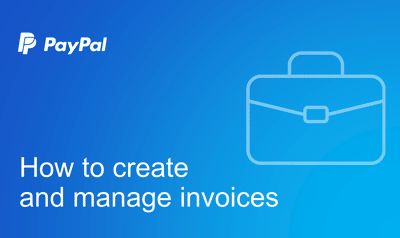 receive payments with online invoices paypal philippines