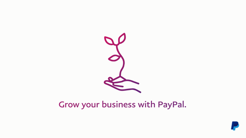 Grow your business with PayPal