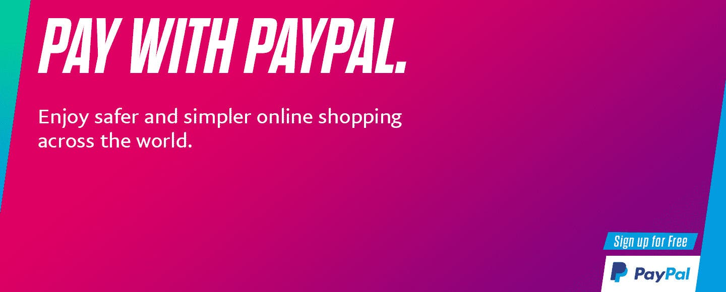 Pay With PayPal safe hai 1440x580