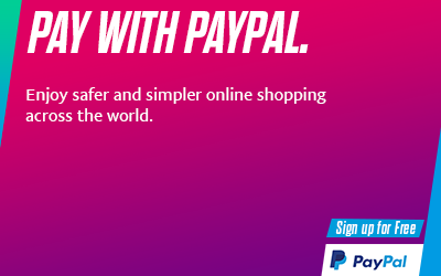 Pay With PayPal safe hai 400x250
