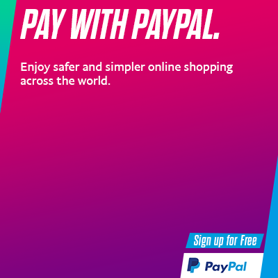 Pay With PayPal safe hai 400x400