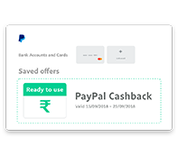 Online Shopping Offer: Get the Best Online Deals - PayPal India