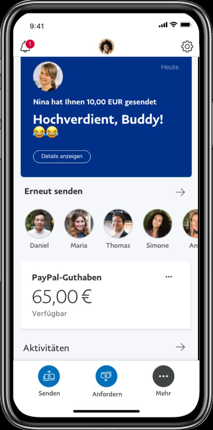 Paypal Kosten Geld Empfangen