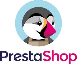 Billede af prestashop logo