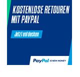 kostenlose Retouren von Schornstein-Zentrallager mit Paypal