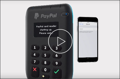 How to Use PayPal Card Reader | PayPal UK