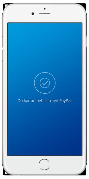 paypal företagskonto