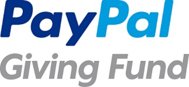 Image result for paypal giving fund donation button