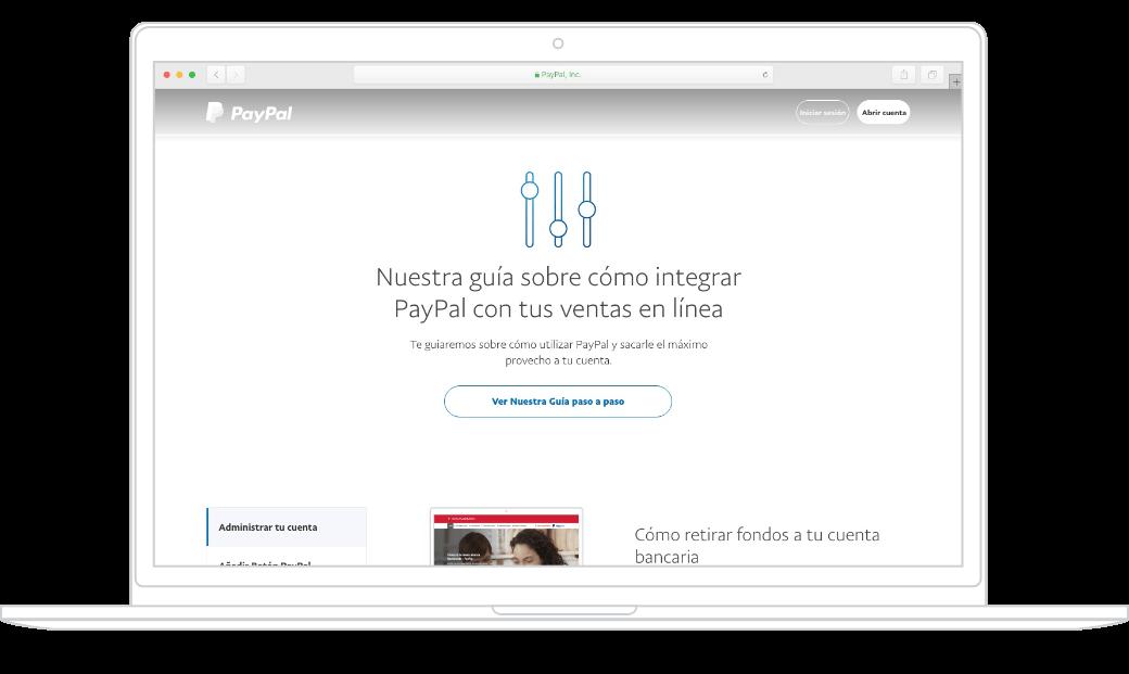 Cómo integrar PayPal en computadora