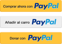 Diferentes botones PayPal