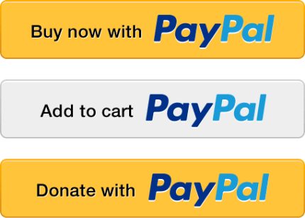 Various PayPal buttons