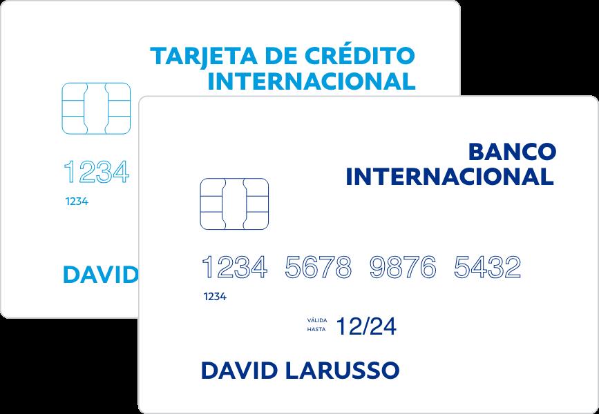 Tarjeta de crédito como método de pago