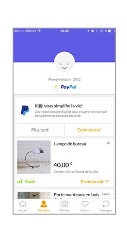 site de rencontre qui acceptent PayPal