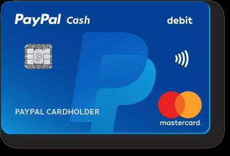 Prepaid Debit Paypal