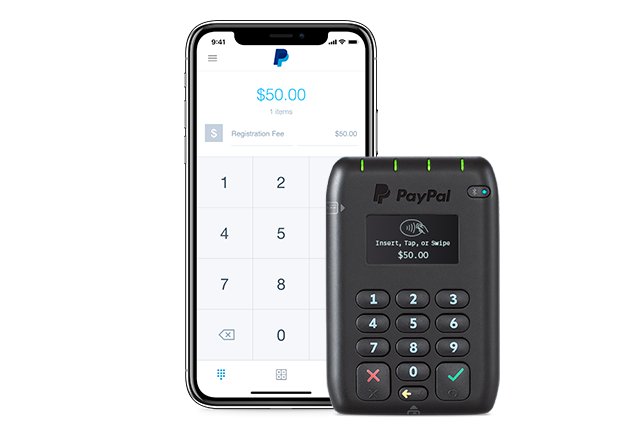 Paypal Mobile Card Reader >> Paypal Here Chip Card Reader Guide Paypal Us
