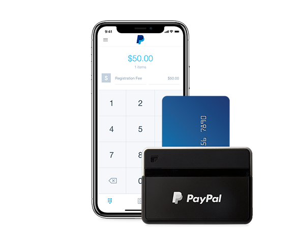 PayPal Here | Chip and Swipe Card Reader Guide | PayPal US