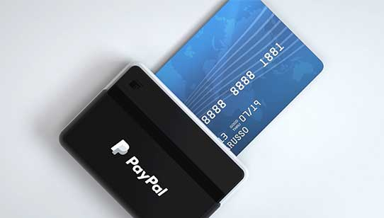 Paypal Mobile Card Reader >> Paypal Here Chip And Swipe Card Reader Guide Paypal Us